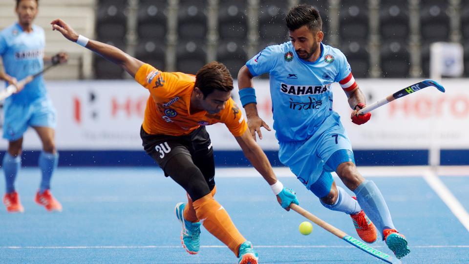 Manpreet Singh,Indian hockey team,Asia Cup