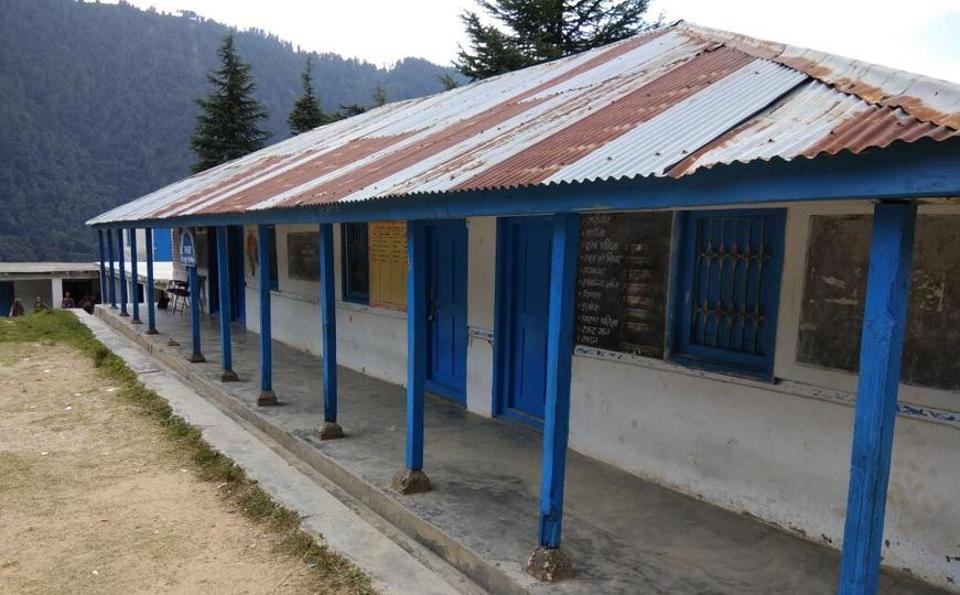 The school lies in Himachal Pradesh chief minister Virbhadra Singh's home segment Rampur.