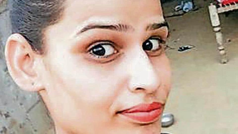 Victim Gagandeep Kaur, 23