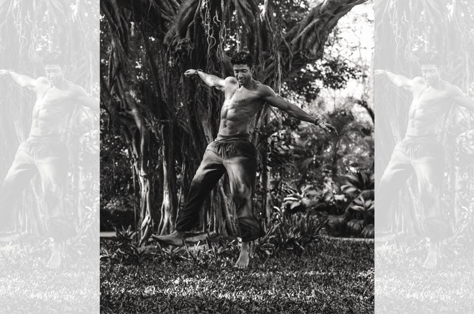 Fitness is something you do for yourself and for your loved ones, says  43-year-old Farhan Akhtar. Styling by Divyak D'souza, Hair by Saurabh Bhatkar, Make-up by Swapnil Pathare