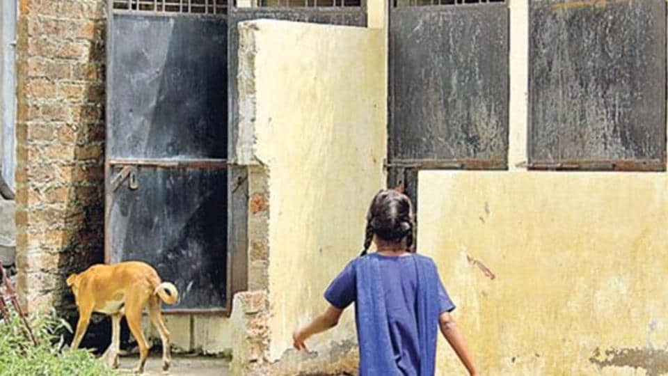 The absence of toilet facility has been found to be a major factor in high dropout rate of girl students from schools.