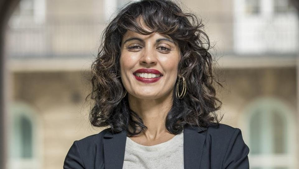 Iram Haq, director of the Norwegian film What Will People Say, which had its world premiere at the Toronto International Film Festival.