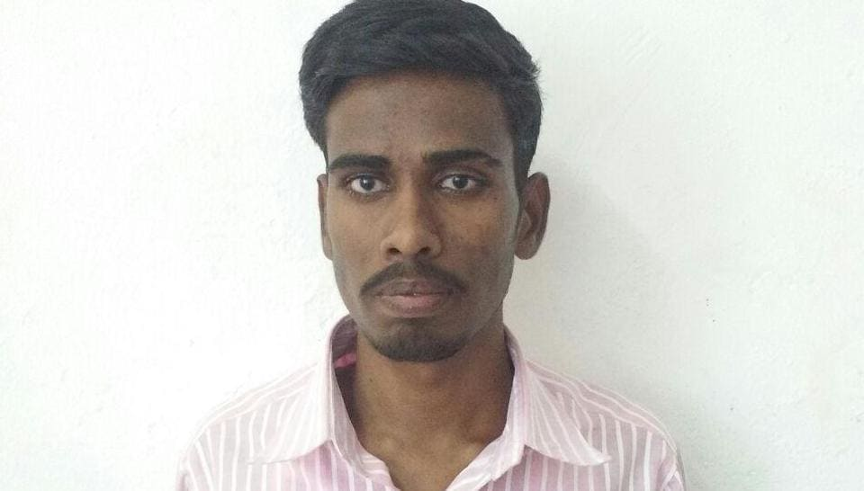 19-year-old medical student Suresh, whose admission was cancelled by the medical regulator.