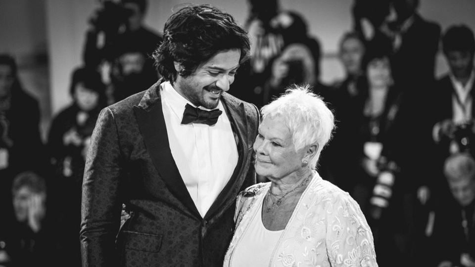 Ali Fazal makes a confession: It's hard not to flirt back with Judi Dench