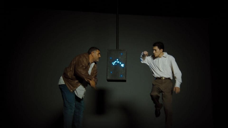In Jewel (2010), a six-minute-thirty-second video artwork by the Egyptian artist Hassan Khan, two men dance purposefully, together and yet apart.