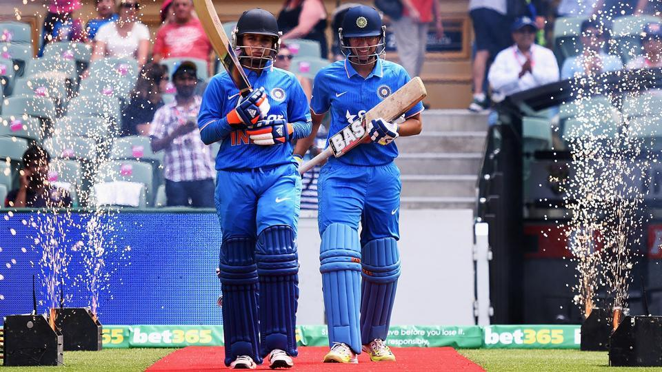 Indian women's cricket team skipper Mithali Raj and Smriti Mandhana (right) played a big role in their dream run at the ICC Women's World Cup in England earlier this year.