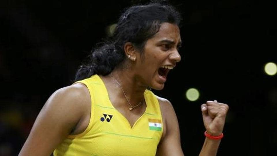 PV Sindhu works her way past Mitani to semis