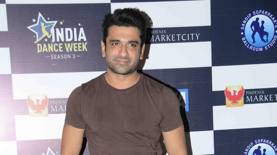 Eijaz Khan says he's not expecting anything to happen in the 'love area' now.