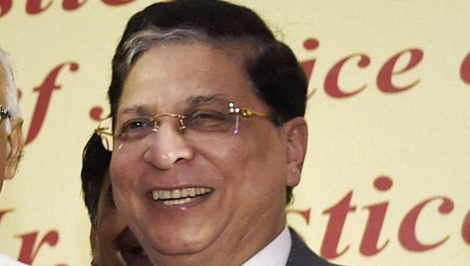 CJI Justice Dipak Misra said punctuality is facet of rule of law.