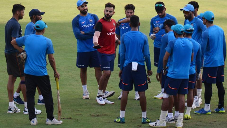 Live streaming of all matches of the India vs Australia series will be available online. India beat Australia by 26 runs (DLS) to go 1-0 up in the five-match series.