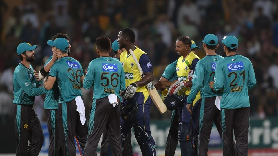 Pakistan successfully hosted international cricket on home soil after two years after they defeated the ICCWorld XI in the third and final Twenty20 International