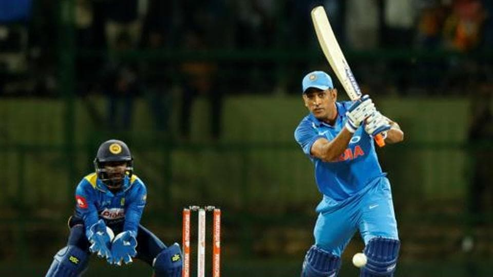 MSDhoni was not dismissed in the Sri Lanka ODI series and he will be aiming to play a vital role for India in the upcoming series against Australia at Chennai, a venue that is considered home away from home for the former Indian skipper.