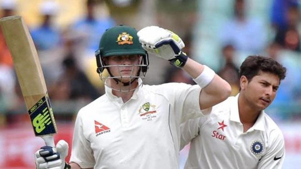Kuldeep Yadav troubled Steve Smith-led Australian cricket team during a home Test series.
