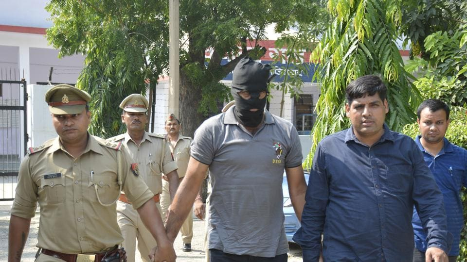 The police on September 11 had arrested Narendra Gurjar, alias Fauji, as a suspect in the case.