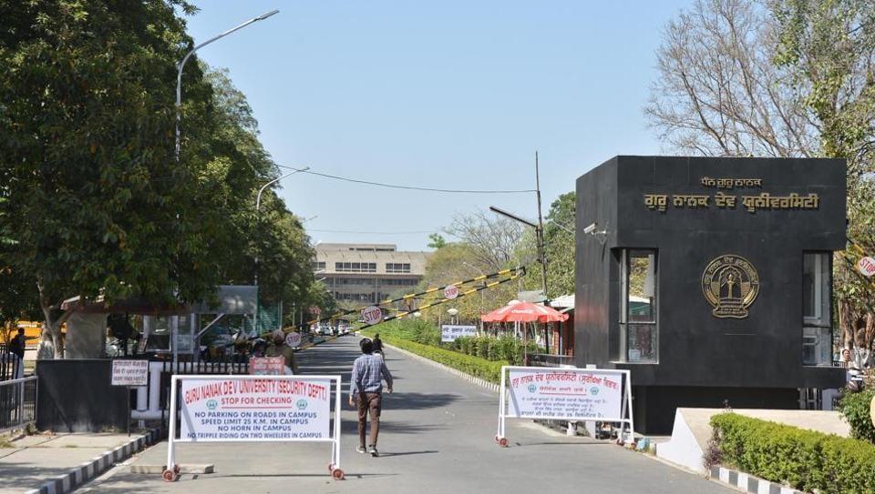 kidnapping,GNDU,Amritsar