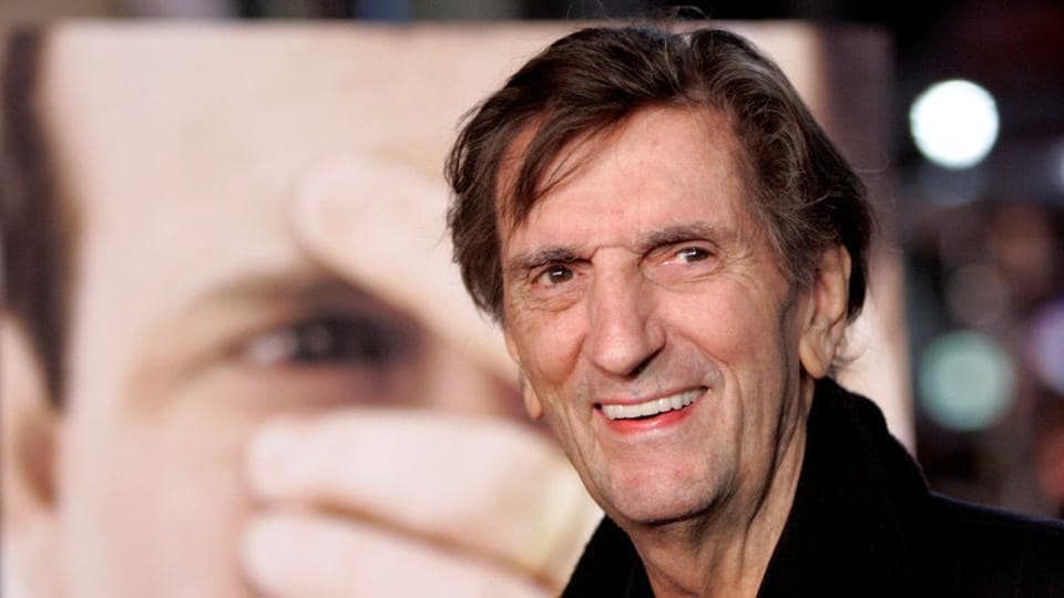 (File Photo) Harry Dean Stanton had a prolific Hollywood career playing mainly supporting roles.