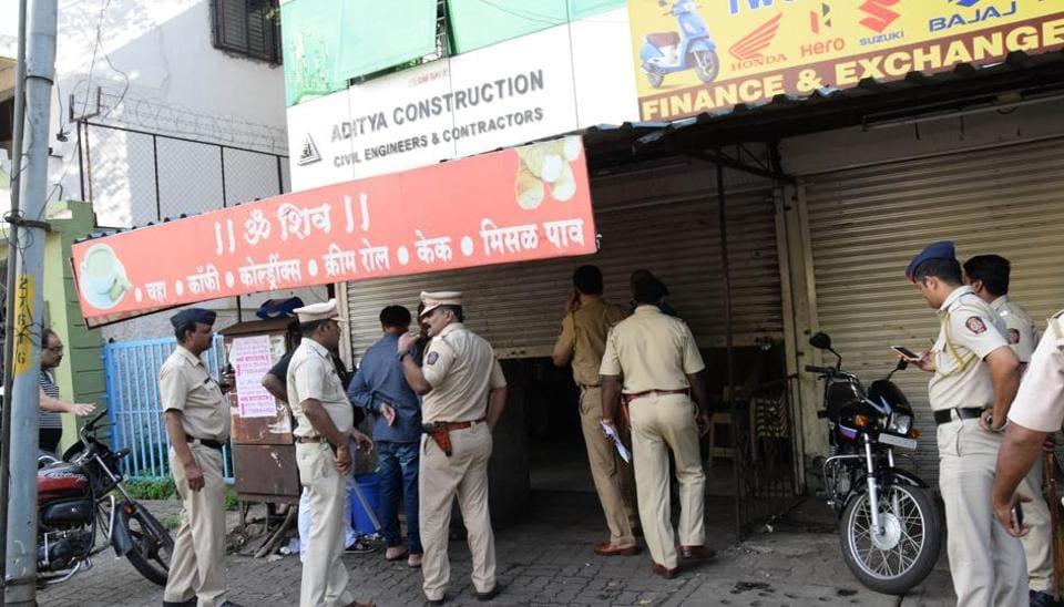 Gang,Crime,Pune