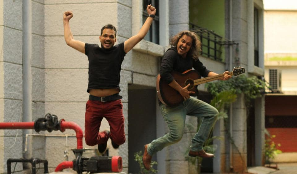 Composer duo Sonny Ravan and Shree D talk about their roots and their music