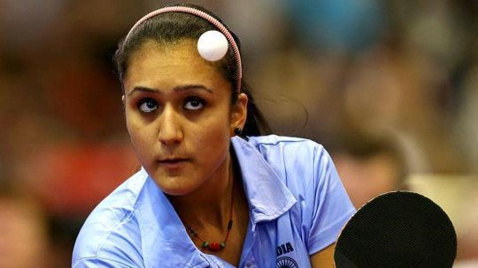Manika Batra,Miu Hirano,Asian Cup Table tennis