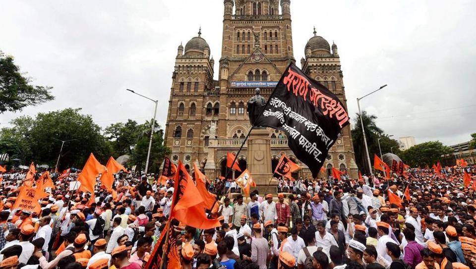 Maratha reservation,Shiv Sena,Cabinet sub-committee