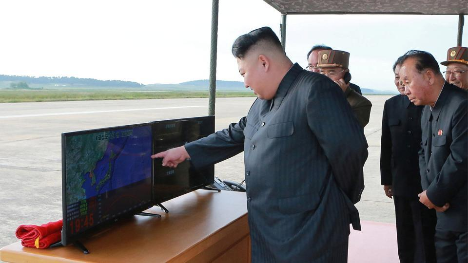 North Korea,Kim Jong Un,North Korea Missile test