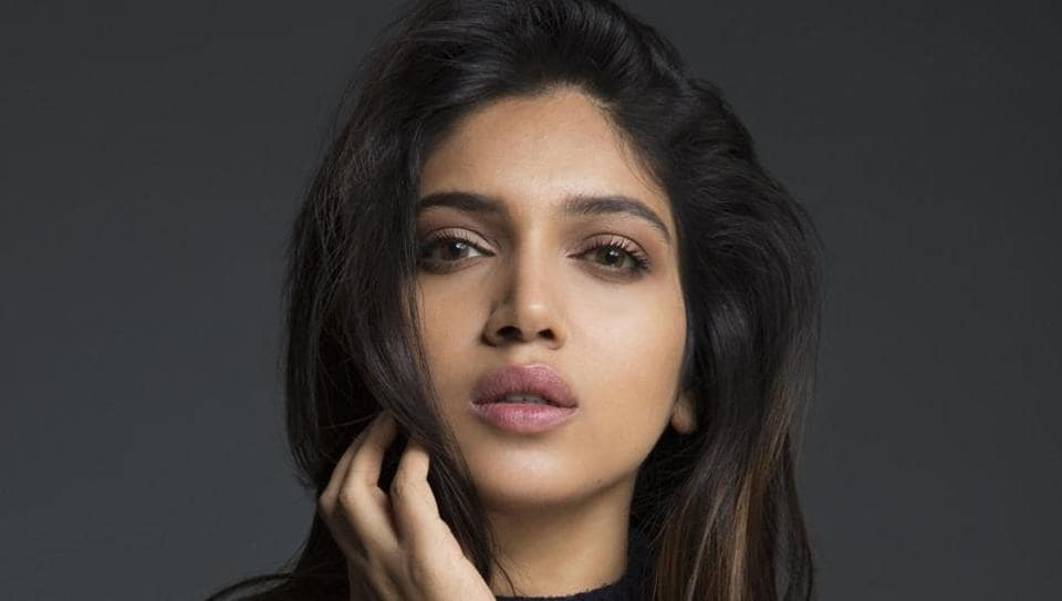 "Bhumi Pednekar says she is ""extremely happy and overwhelmed"" with her Bollywood journey so far."
