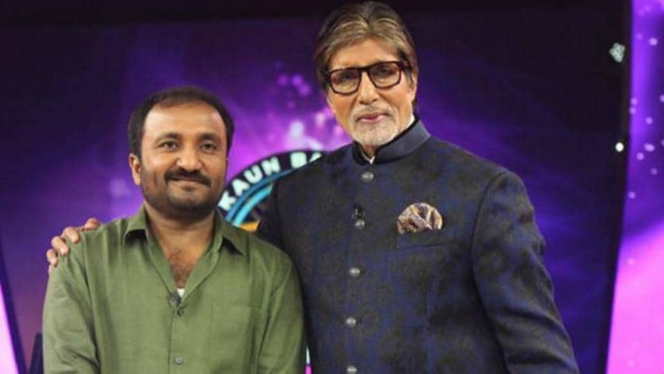 Anand Kumar won Rs 25 lakh on the show.