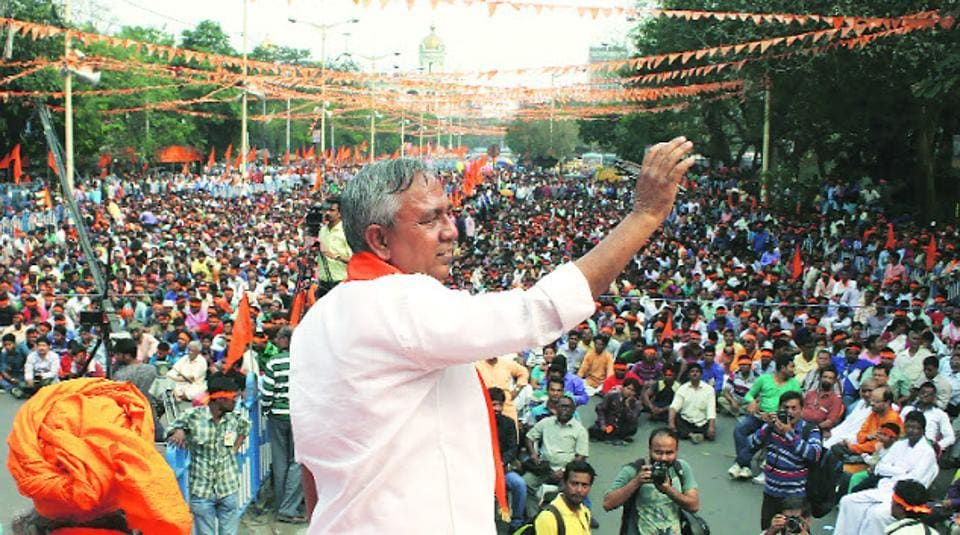 Ghosh had been a strong critic of Banerjee's 'politics of Muslim appeasement' but softened his stand against her since 2014, when BJP and RSS started gaining ground in Bengal.