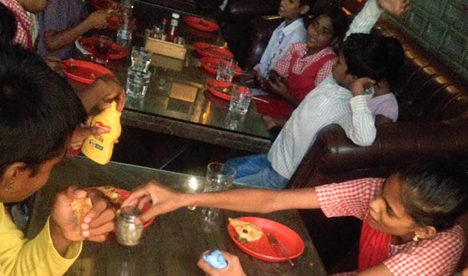 Feedon,Underprivileged,Delhi