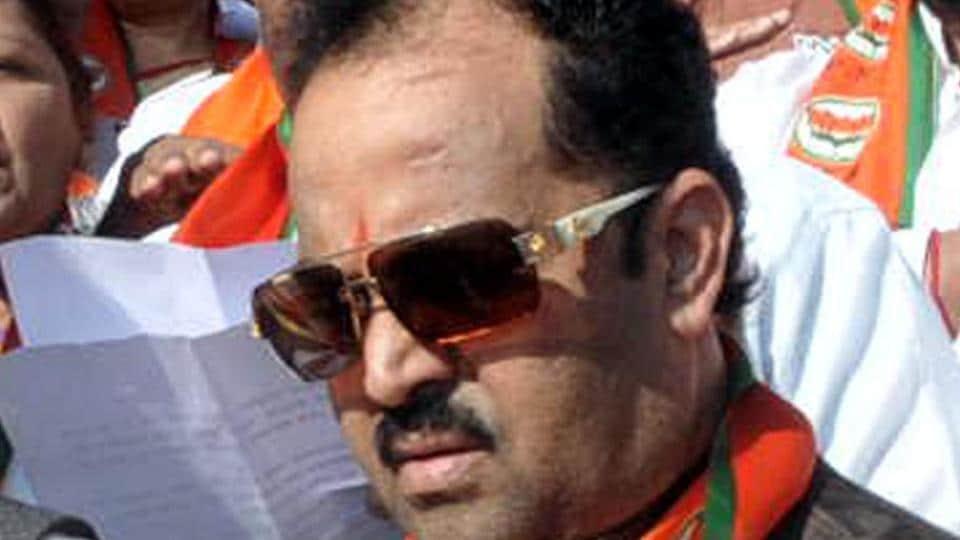 Sanjay Kakade,BJP Rajya Sabha MP,BJP