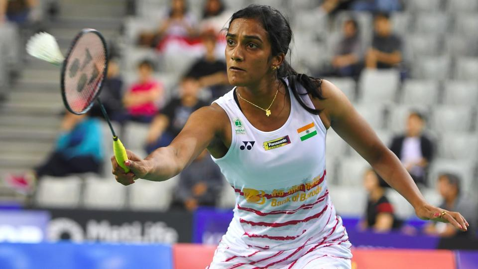 India's PV Sindhu defeated Japan's Nozomi Okuhara in three games in the women's singles final match of the Korea Open Superseries in Seoul on Sunday.