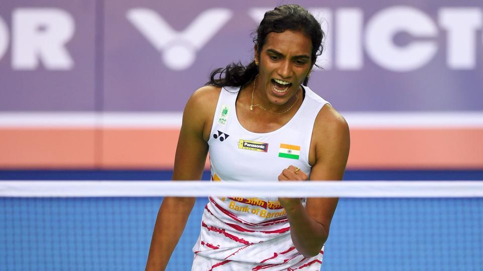 PV Sindhu beat Nozomi Okuhara in the women's singles final at the Korea Open Superseries in Seoul. Get highlights of PV Sindhu vs Nozomi Okuhara, Korea Open Superseries badminton, here.