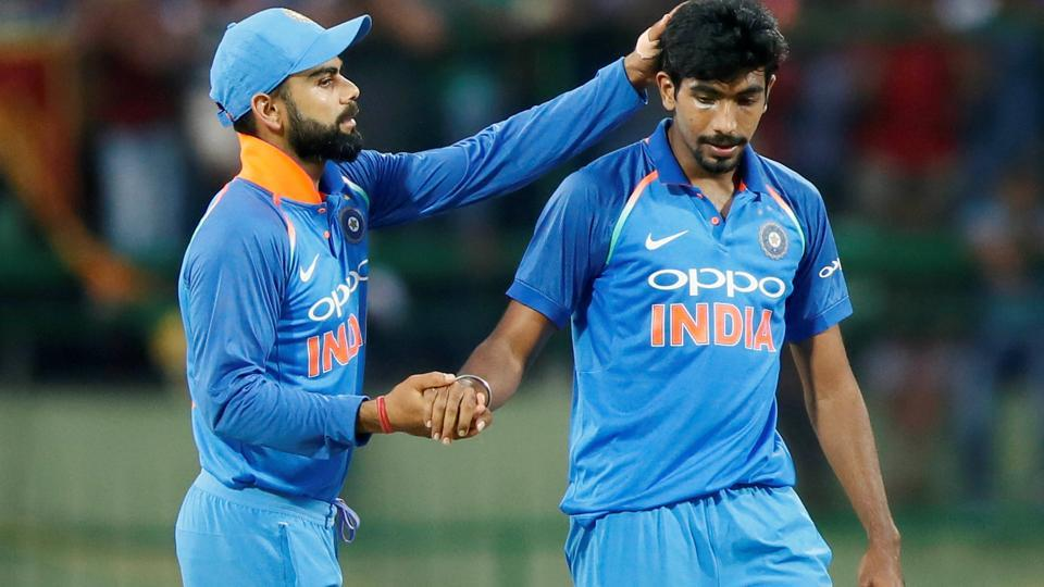 Virat Kohli and Jasprit Bumrah are currently placed high in the ICCT20I rankings.