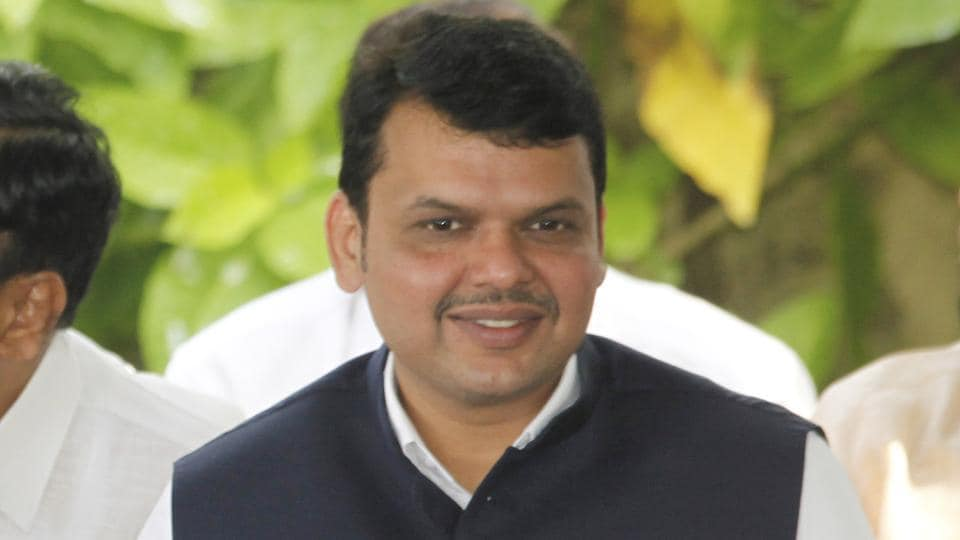 Chief minister Devendra Fadnavis