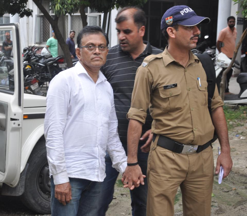 Dr Amit Kumar, the alleged mastermind of the kidney racket case, faces cases in many states.
