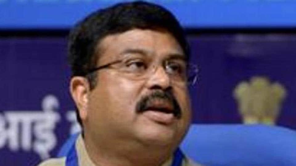 Petroleum minister Dharmendra Pradhan stressed tax rationalisation.