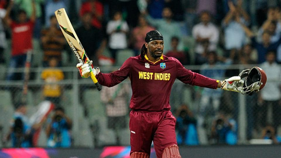 Chris Gayle last played a Test for the West Indies in 2014.