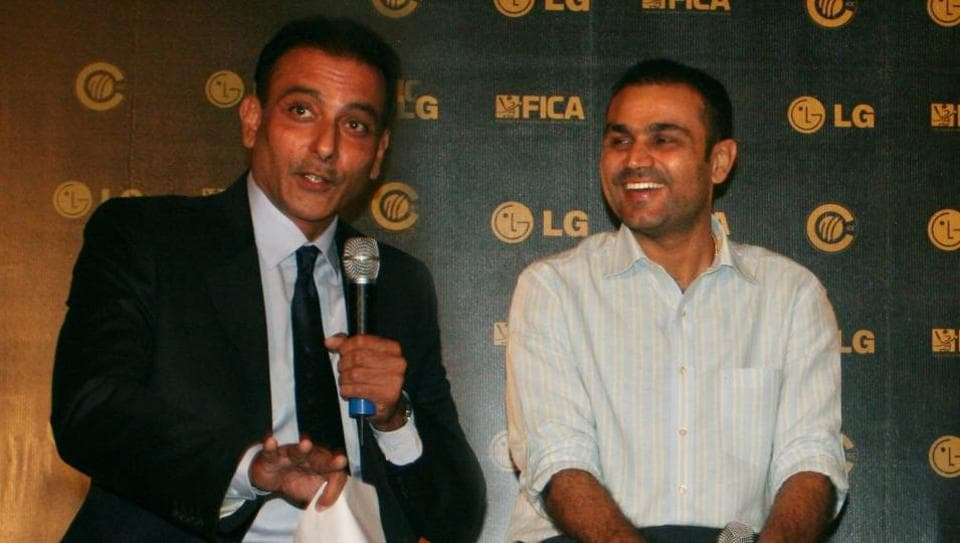 """Virender Sehwag's """"no setting"""" remark caused more controversy than expected."""