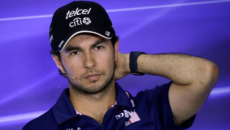 Sergio Perez will stay with Force India in the next Formula One season.