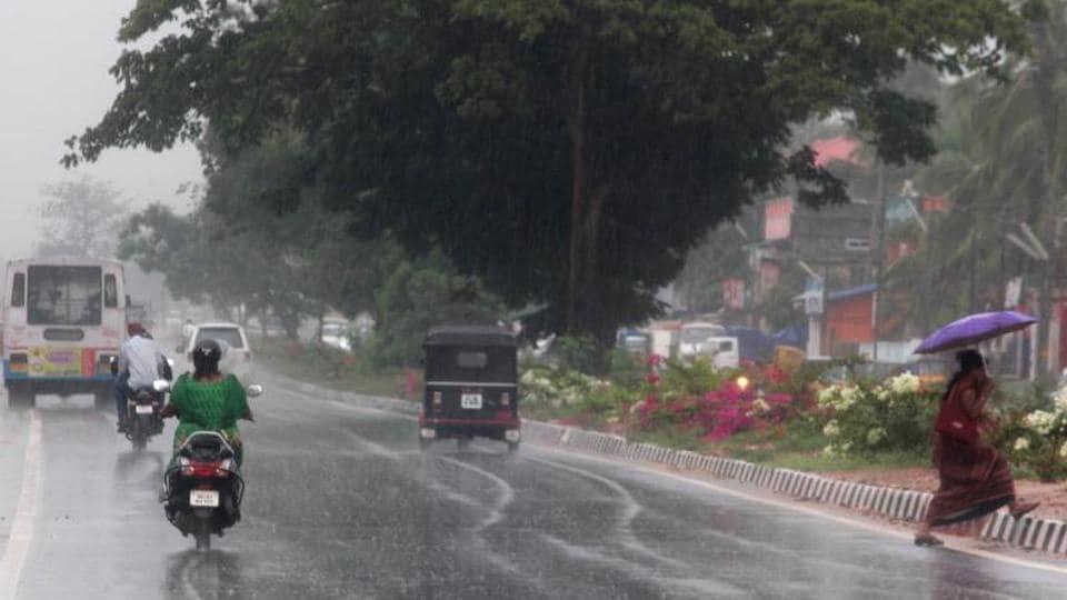 IMD,Kerala rains,Heavy rain in Kerala