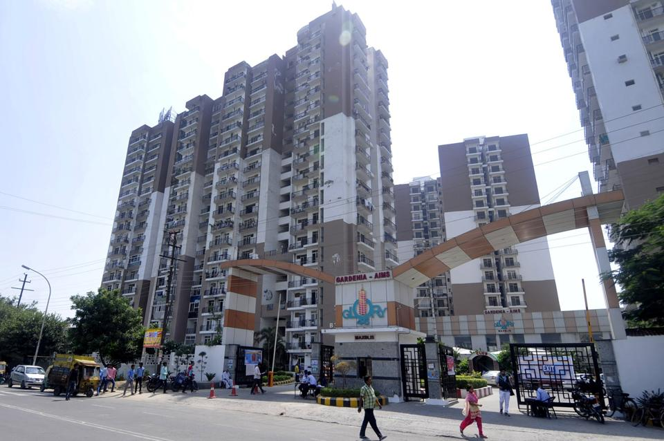 Noida authority asked builders, including Gardenia Glory to submit action plan to deliver flats.