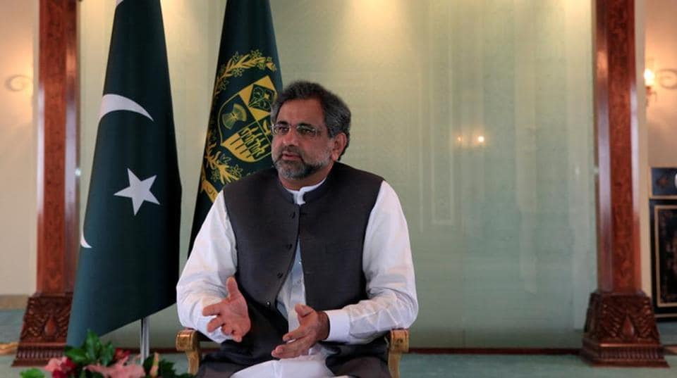 Pakistan's PM Shahid Khaqan Abbasi approved a proposal sent to the PM's office by the defence ministry.