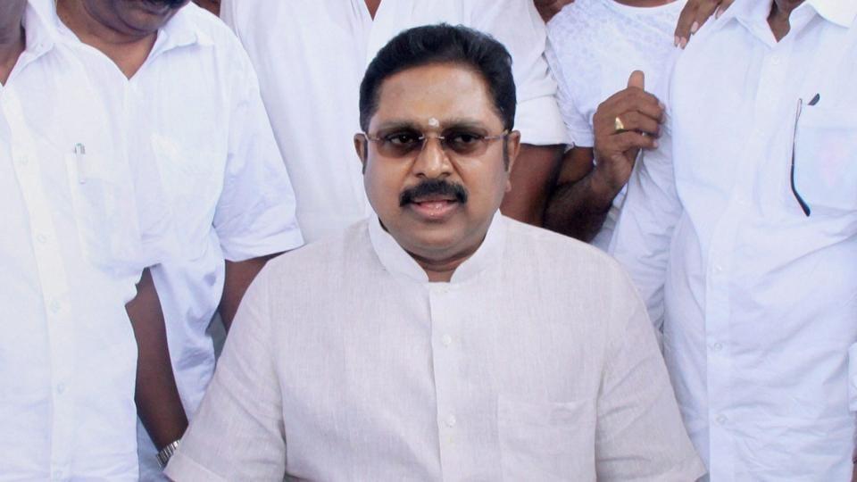Dhinakaran,AIADMK,Chennai