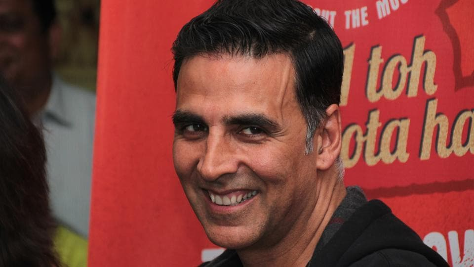At 50, Akshay Kumar is one of fittest actors in Bollywood.
