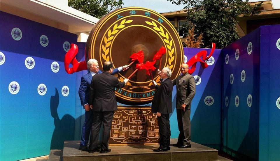 SCO,Shanghai Cooperation Organisation,India