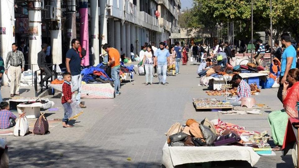 Chandigarh,Street Vendors Act,October 2