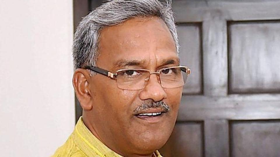 BJP chief Amit Shah is arriving in Dehradun on Tuesday. He will hold meeting with chief minister Trivendra Singh Rawat (above).