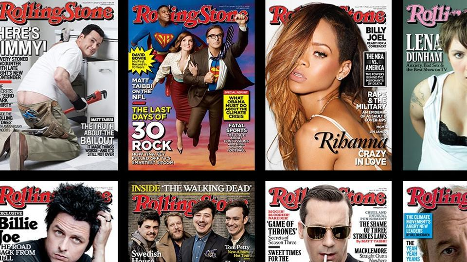 Rolling Stone,Rolling Stone magazine,Jann Wenner