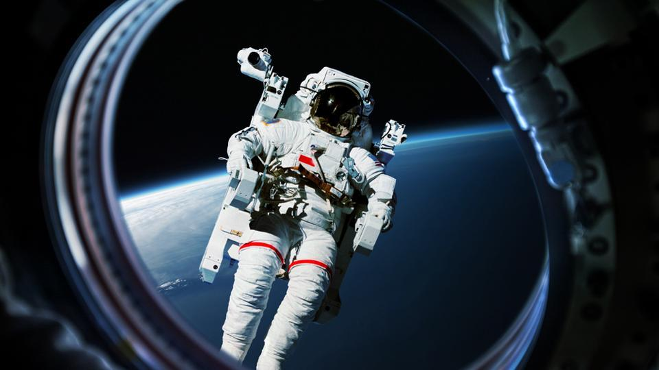 you are an astronaut in the space shuttle pursuing - photo #12