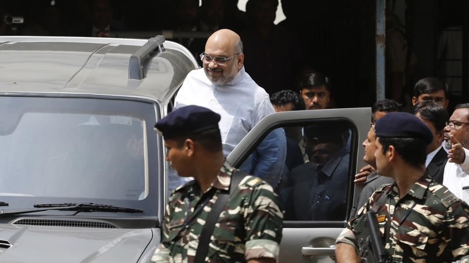 Naroda Gam case: Amit Shah likely to depose